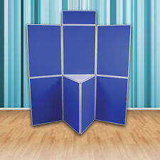 Premium Exhibition Folding Display Stand - 7 Panel Show Board - 2-3 DAY DELIVERY
