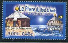 TIMBRE FRANCE OBLITERE N° 3294 LE PHARE DU BOUT DU MONDE Photo non contractuelle