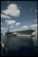 496072 USS Ranger Docking At North Island In San Diego California A4 Photo Print