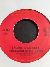 New listing Northern Soul 45  **  Lynne Randell ** Stranger In My Arms ** 70's Re Issue  **