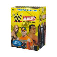 2016 Topps WWE Heritage Wrestling Blaster Box