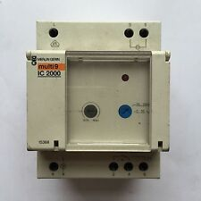 MERLIN GERIN Multi9 15368 IC2000 16A Light Sensitive 1 Channel Time Switch 230 V