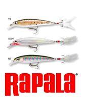 Zwei Nr 0,6 Schwimmtiefe 12 Rapala X-Rap Kunstk/öder mit Angelhaken 0,9 m