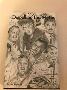 DISPELLING THE MYTHS Todd Rheingold Hardcover 174 pgs Signed
