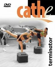 CATHE FRIEDRICH INTENSITY SERIES THE TERMINATOR DVD NEW SEALED EXERCISE WORKOUT