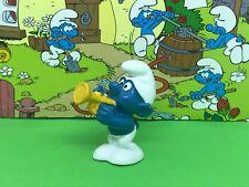 20072 Trumpet Smurf Smurfs Schlümpfe ©PEYO Bully (etched)