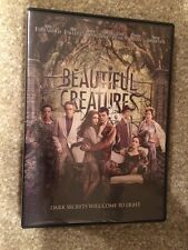 Beautiful Creatures Dvd ( 1 Disc Set) Used