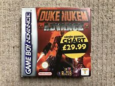 Duke Nukem Advance - Game Boy Advance GBA Complete UK PAL