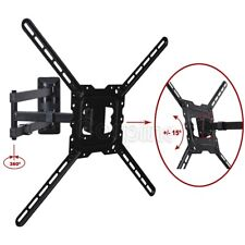 "Full Motion Tilt Swivel TV Wall Mount for 32 37 39 40 42 47 50 52 55"" LED HD C6C"