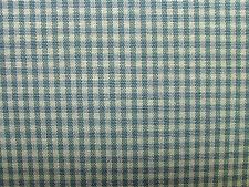 Prestigious Textiles Powder Blue Gingham Curtain / Soft Furnishing Fabric