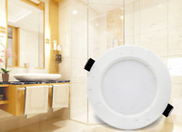 Dimmable Waterproof LED Downlight Indoor Lamp Bathroom Recessed LED Spot Light