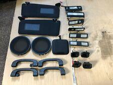BMW E39 Black Headliner Roof Trim Set Estate 530d Touring