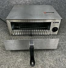 Adcraft Ck 2 Snack Oven Countertop Electric Stainless Steel In Euc