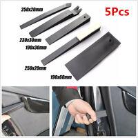 5x Car Door Window Plastic Trim Panel Removal Pry Tool Wedge Assemble Kit Repair