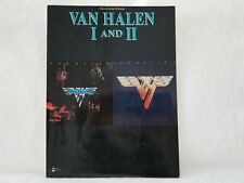 cfbf99d2ed5 Van Halen One and Two Piano Vocal 1989 Paperback Cherry Lane Music Company