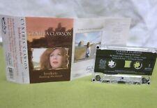 CYNTHIA CLAWSON cassette tape Broken 1999 Healing the Heart gospel Christian