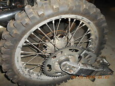 2002 YZ250F Rear Wheel Assy 1999-2008 yz125 250 400 426 450