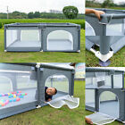 Baby Safety Playpen Play Yard Kid Activity Center Portable Indoor Outdoor Fence