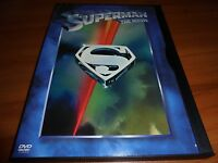 Superman: The Movie (DVD Widescreen 2001) Christopher Reeve