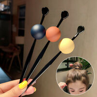 Women Girl Sphere Hairpins Headwear Hair Accessories Hair Stick Fashion