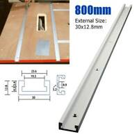 Woodworking Alloy T-slot Miter Track Jig Fixture Slot Tool for Router Table d