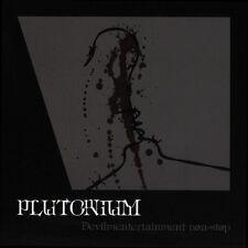 Plutonium - Devilmentertainment non-stop (Swe), CD