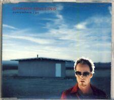 SHAWN MULLINS - everywhere i go   MAXI CD 2001