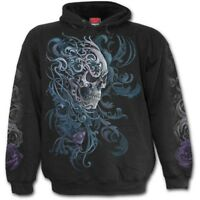 SPIRAL DIRECT ROCOCO SKULL Hoodie Skulls/Gothic/Metal/Pullover/Cross/Angel/Hood