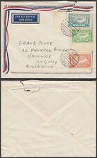Afghanistan 1947- Airmail cover to Sydney-Australia ......(8G-28096) MV-4880
