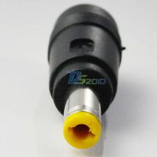 2.1 x 5.5mm Buchse Auf 5.5 x 2.5 mm Stecker AC DC Steckverbinder Adapter Laptop