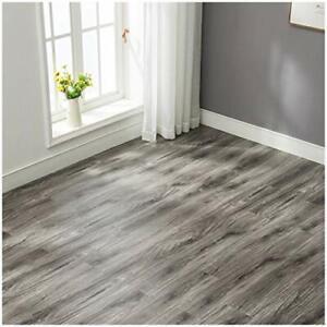 SELKIRK Vinyl Plank Flooring-Waterproof Click Lock Wood Grain-5.5mm SPC Rigid...