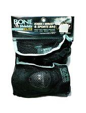 Bone Shieldz Elite Knee And Wrist Pads Guard Small Krytec Skateboarding