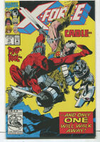 X-Force #15 NM Deadpool  Cable  Marvel Comics  CBX19