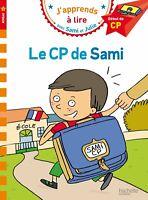 Sami et Julie CP Niveau 1 Le CP de Sami Laurence Lesbre Livre Neuf Broché 6-9ans