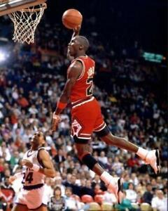 POSTER MICHAEL JORDAN CHICAGO BULLS 23 BASKET BASKETBALL PALLACANESTRO NBA #1