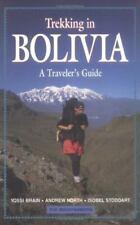 TREKKING IN BOLIVIA - ANDREW NORTH, ET AL. YOSSI BRAIN (PAPERBACK) NEW