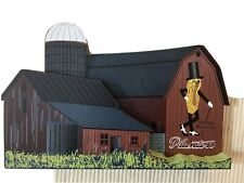 Shelia's Collectibles-Mr. Peanut Barn , Anytown, Usa, Signed A/P