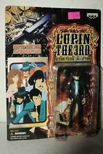 LUPIN THE 3RD ACTION FIGURE COLLECTION JIGEN FIGURE NUOVA VER JAP TN1 52216