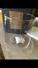 Partylite Clearly Creative Universal Hurricane Glass P93448G Nib!