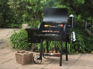 Lifestyle Big Horn Pellet grill BBQ/barbecue smoker - LFS256