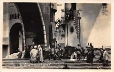 Real Photo Postcard Movie Scene from The Thief of Bagdad~114756