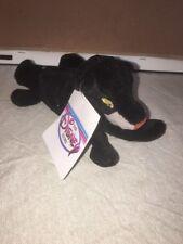 "Bagheera from Jungle Book 8"" Plush Mini Bean Bag Disney Store"