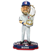 David Ross Chicago Cubs 2016 World Series Bobblehead MLB