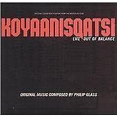 Philip Glass - Koyaanisqatsi (Life Out of Balance/Original Soundtrack/Film Score)