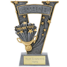 Personalised Engraved V Series Coach Great Player Team Award