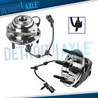 Both Front Wheel Bearings Chevy Trailblazer GMC Envoy Wheel Bearings (HD DESIGN)