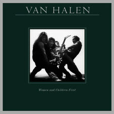 Van Halen – Women And Children First Lp