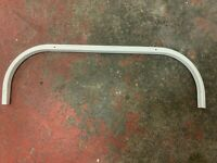 67cm (inside)Drip Stop 75cm Caravan Motorhome Gutter Door Rain Deflector /white