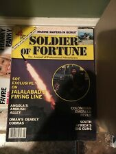 Soldier of Fortune aug 1989