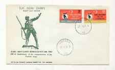 D095320 Turkey FDC Turkish Army Reorganisation 1963